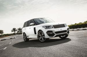 2015 Land Rover Range Rover 600 Supercharged by Ares Performance